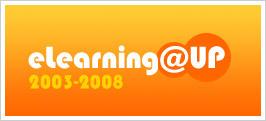 Logo do Projeto E-learning@UP