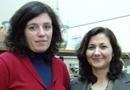 Prof. Paula Andrade e Prof. Patrícia Valentão