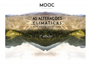 """2ª edição do MOOC """"As alterações climáticas nos média escolares"""""""